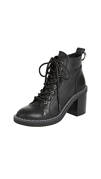 Dolce Vita Lynx Combat Heeled Boots at Shopbop