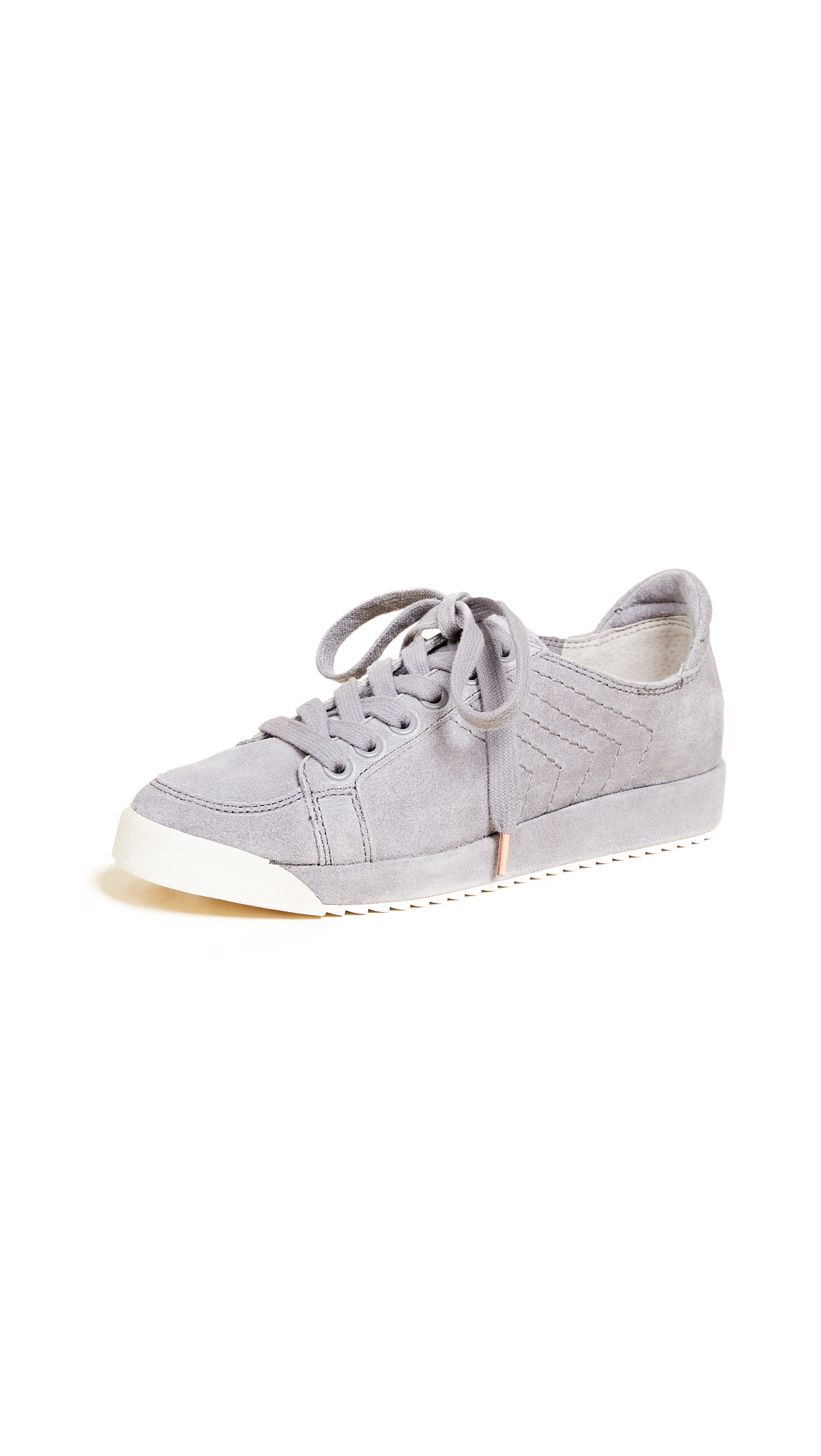Dolce Vita Sage Lace Up Sneakers - Grey