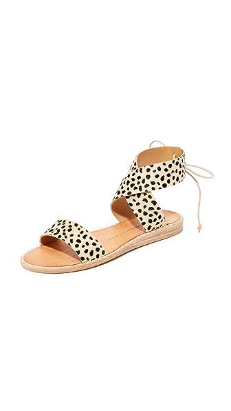 Dolce Vita Pomona Sandals - Leopard
