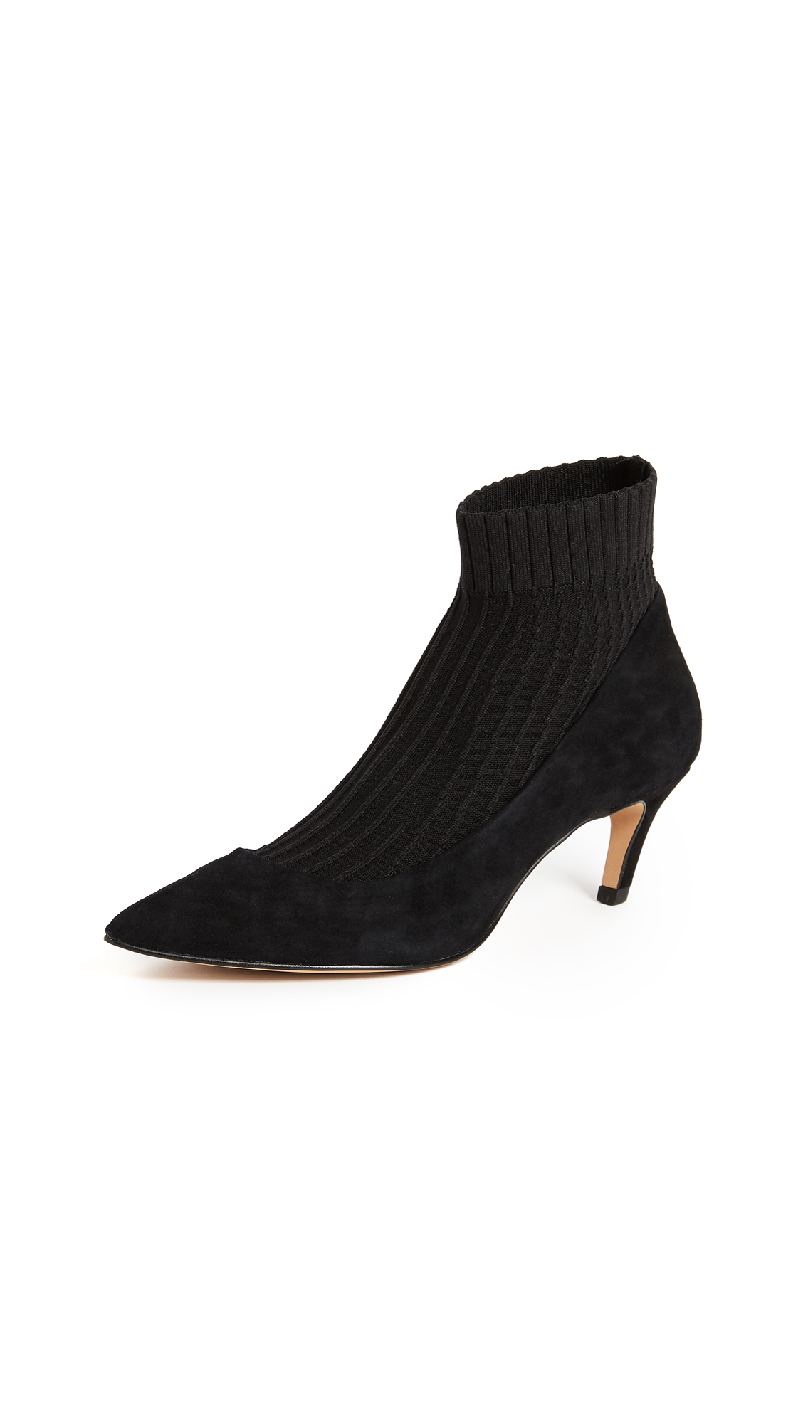 Dolce Vita Nyke Booties - Black