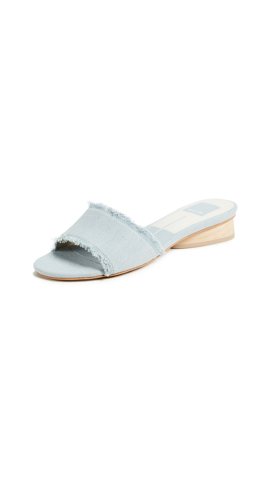 Dolce Vita Adalea Slides - Light Blue