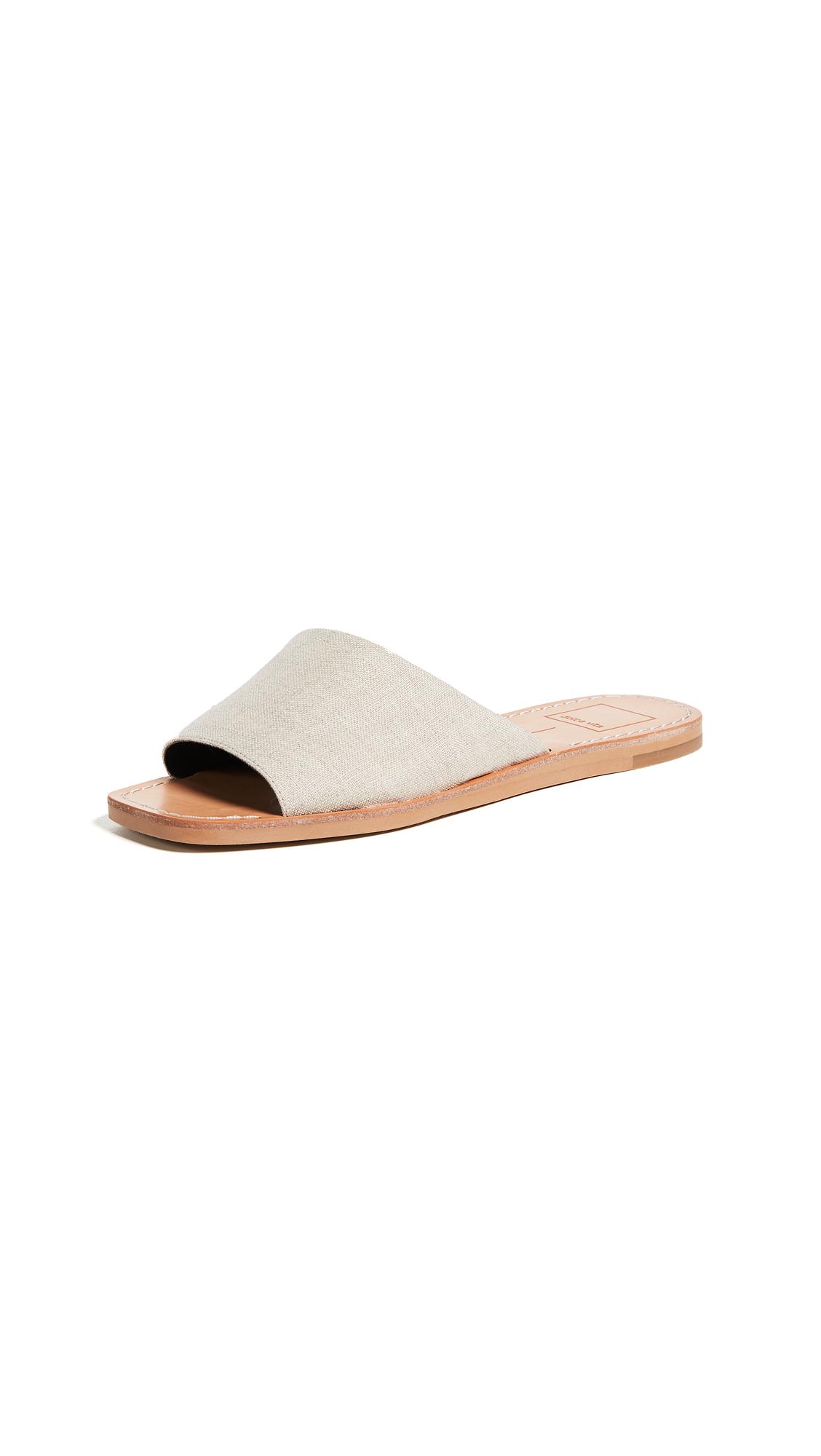 Dolce Vita Cato Slides In Sand