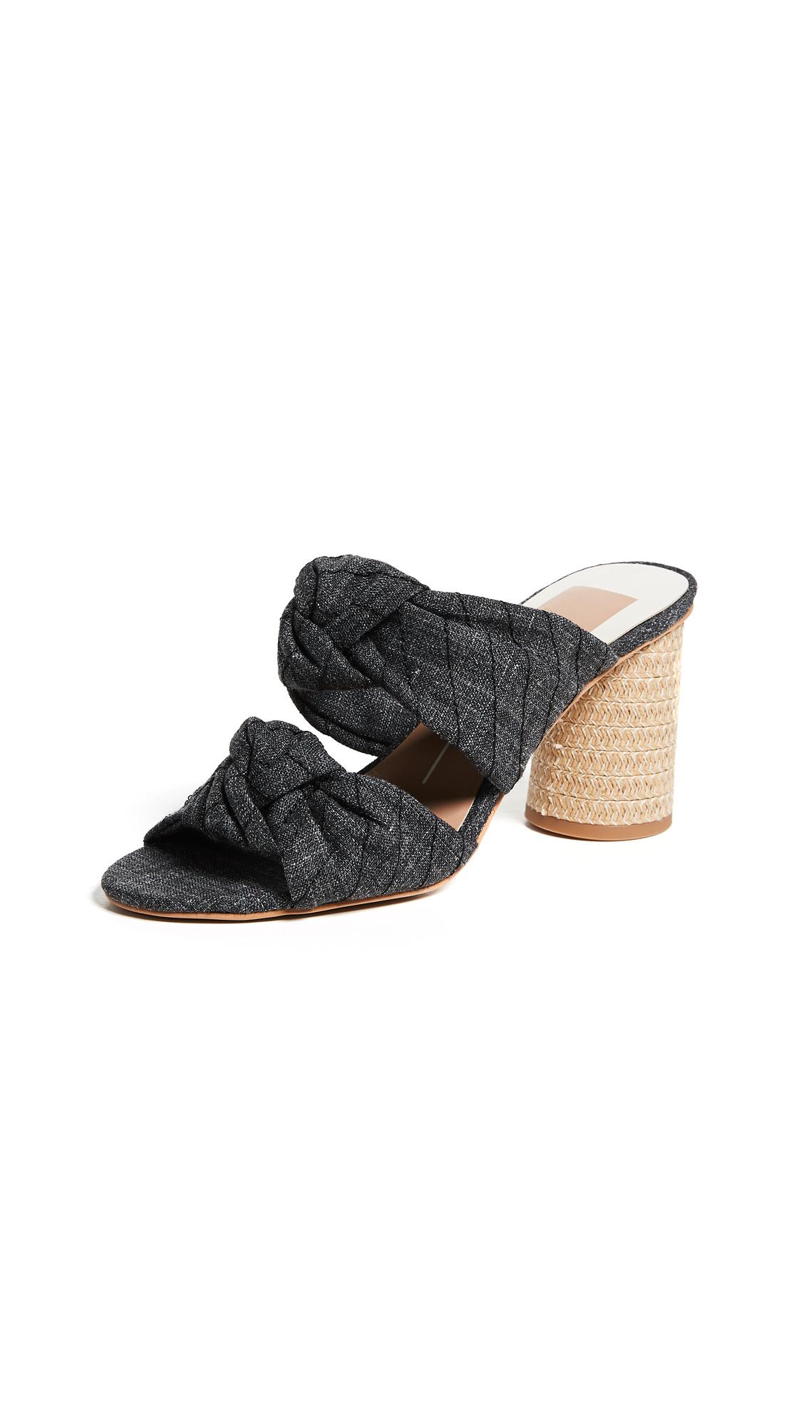 Dolce Vita Jene Double Strap Sandals - Ash