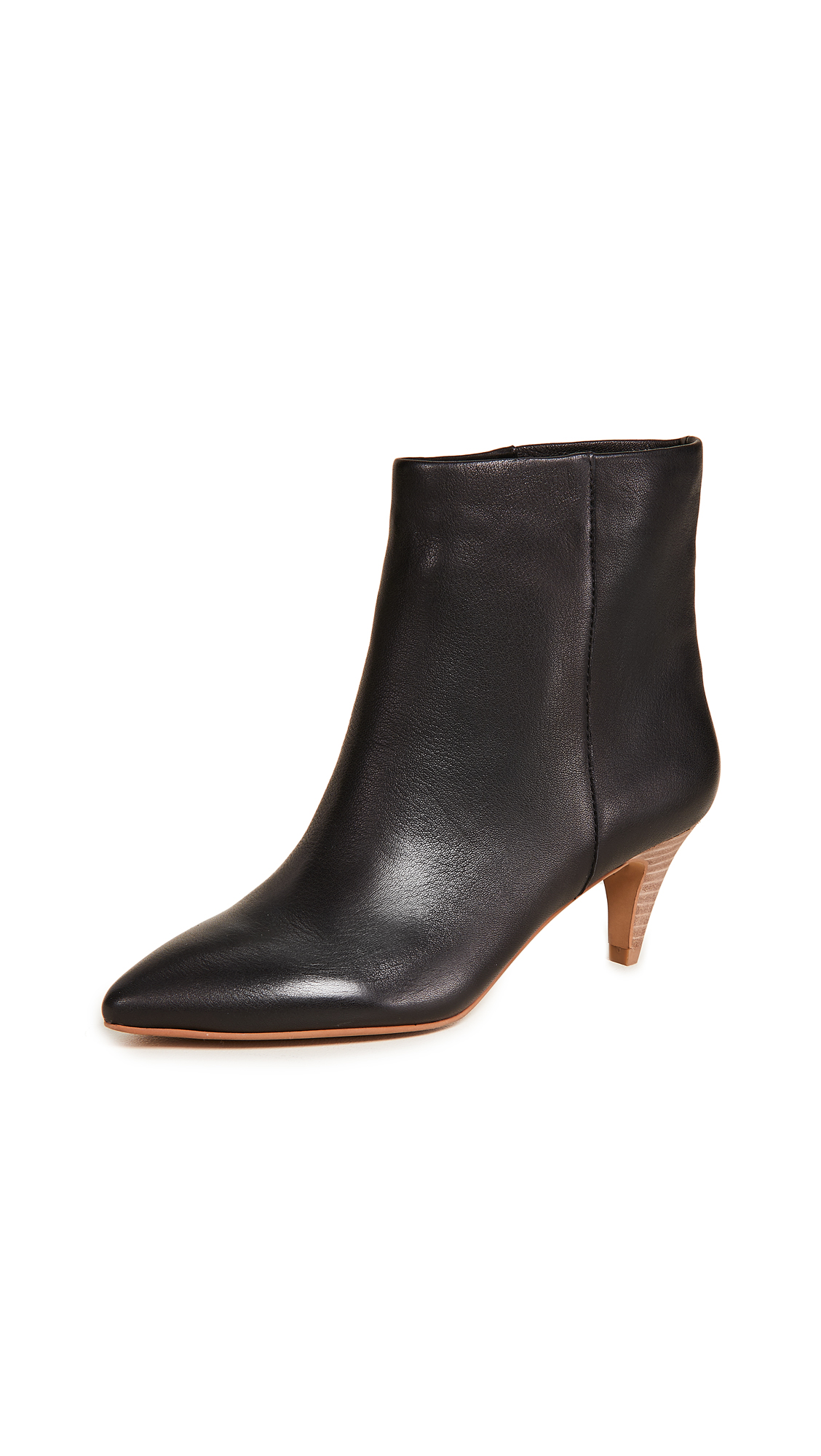 Dolce Vita Dee Dee Booties In Black