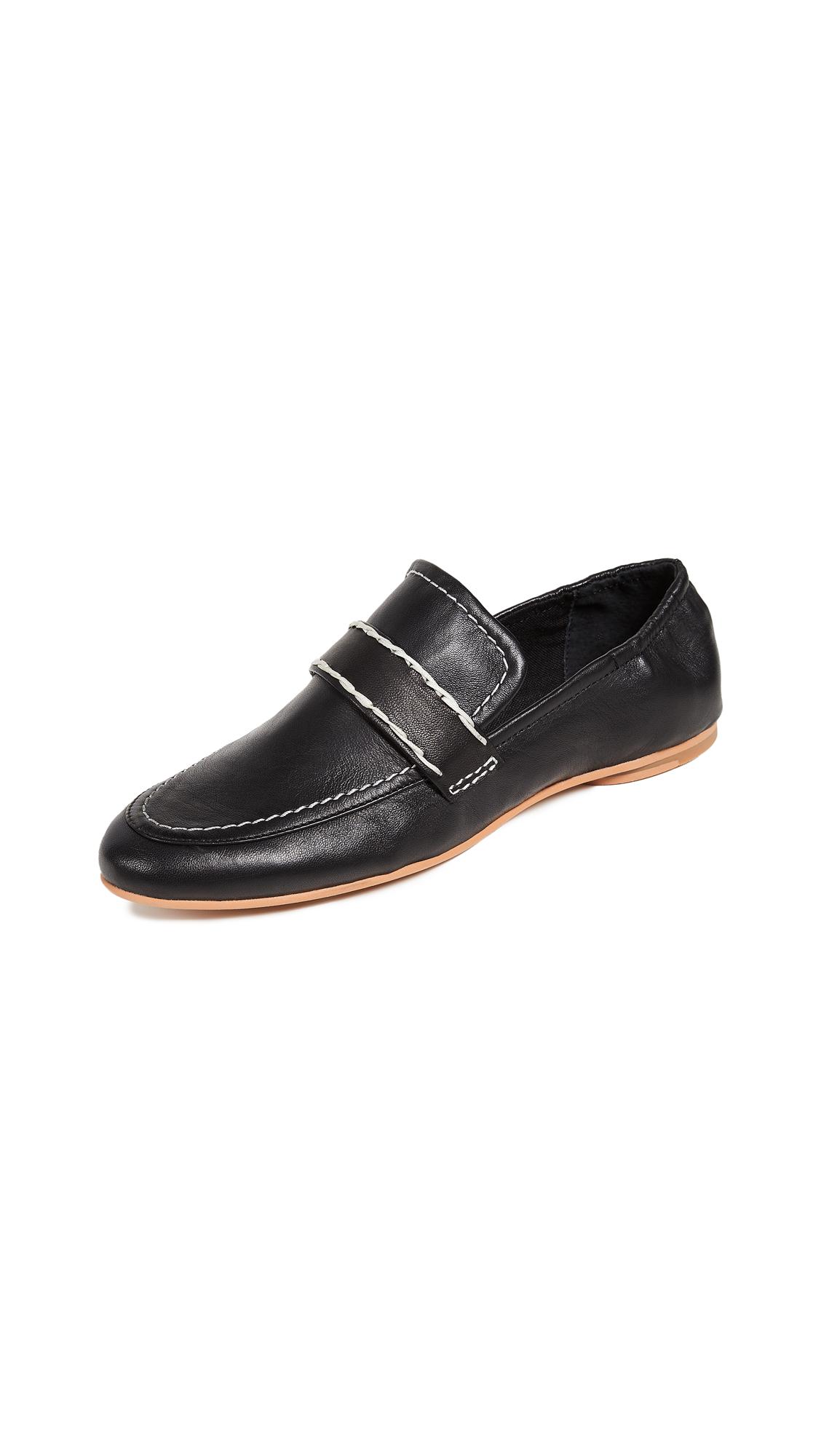 Dolce Vita Fraser Loafers - Black