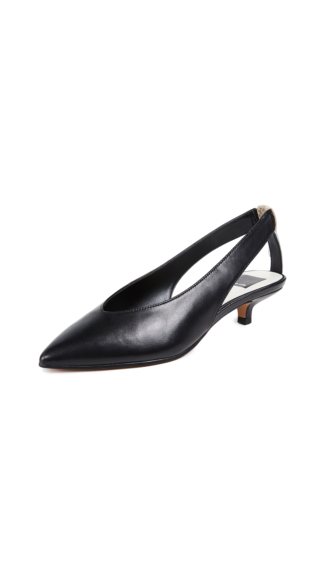 ORLY SLINGBACK PUMPS