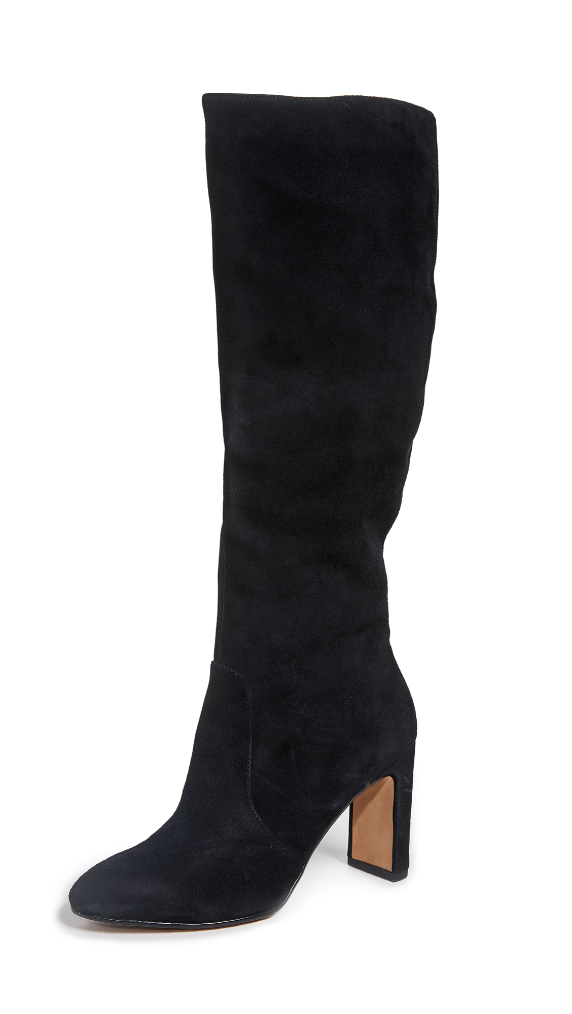 Dolce Vita Coop Tall Boots - Black