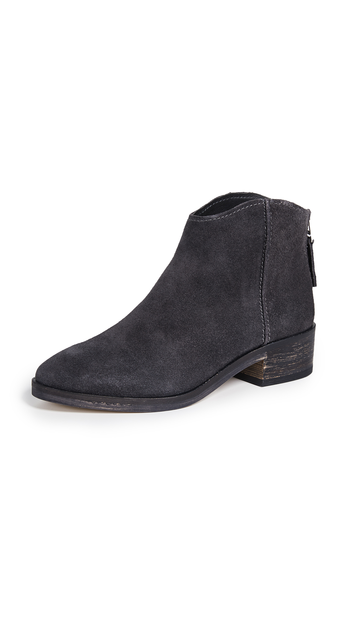 Dolce Vita Tucker Booties - Anthracite