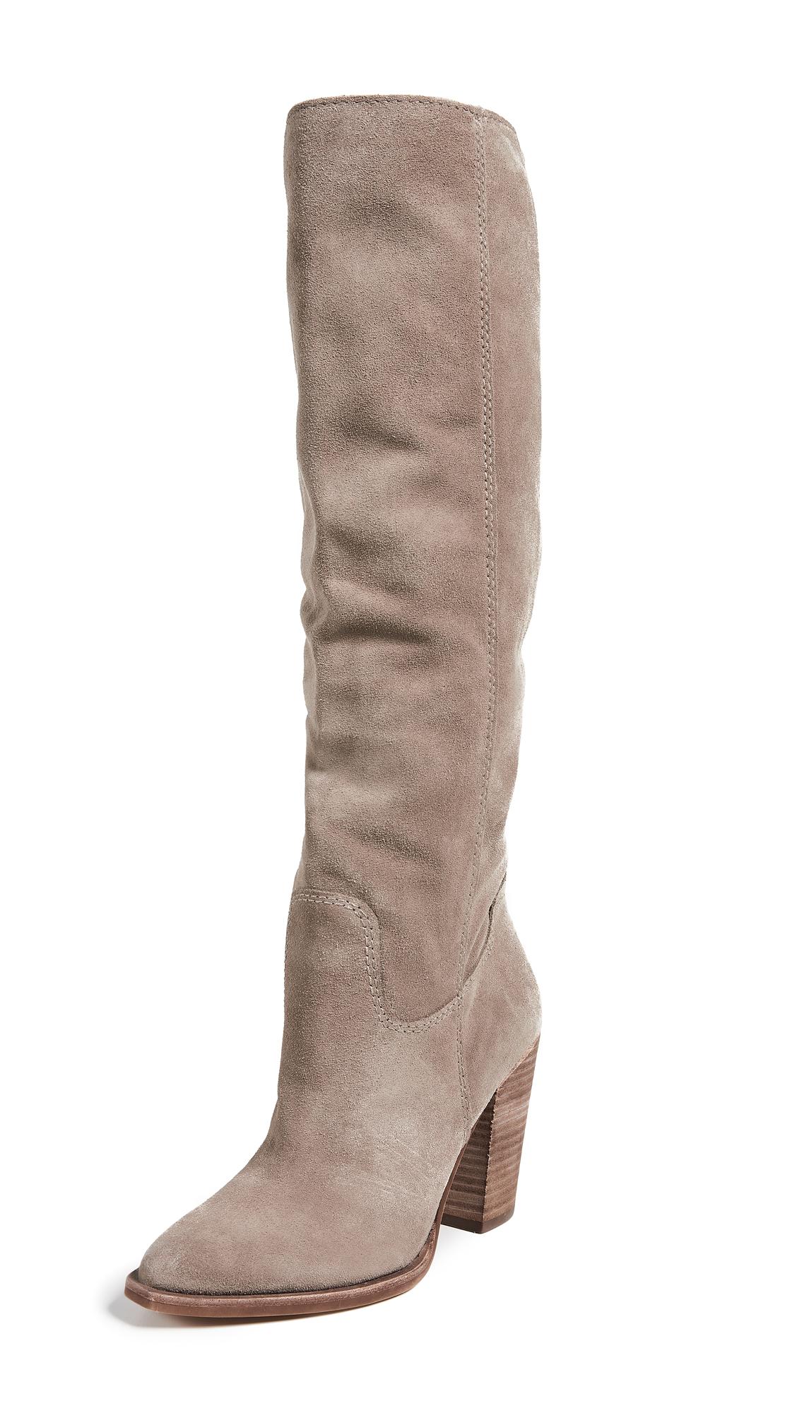 Dolce Vita Kylar Tall Boots - Dark Taupe