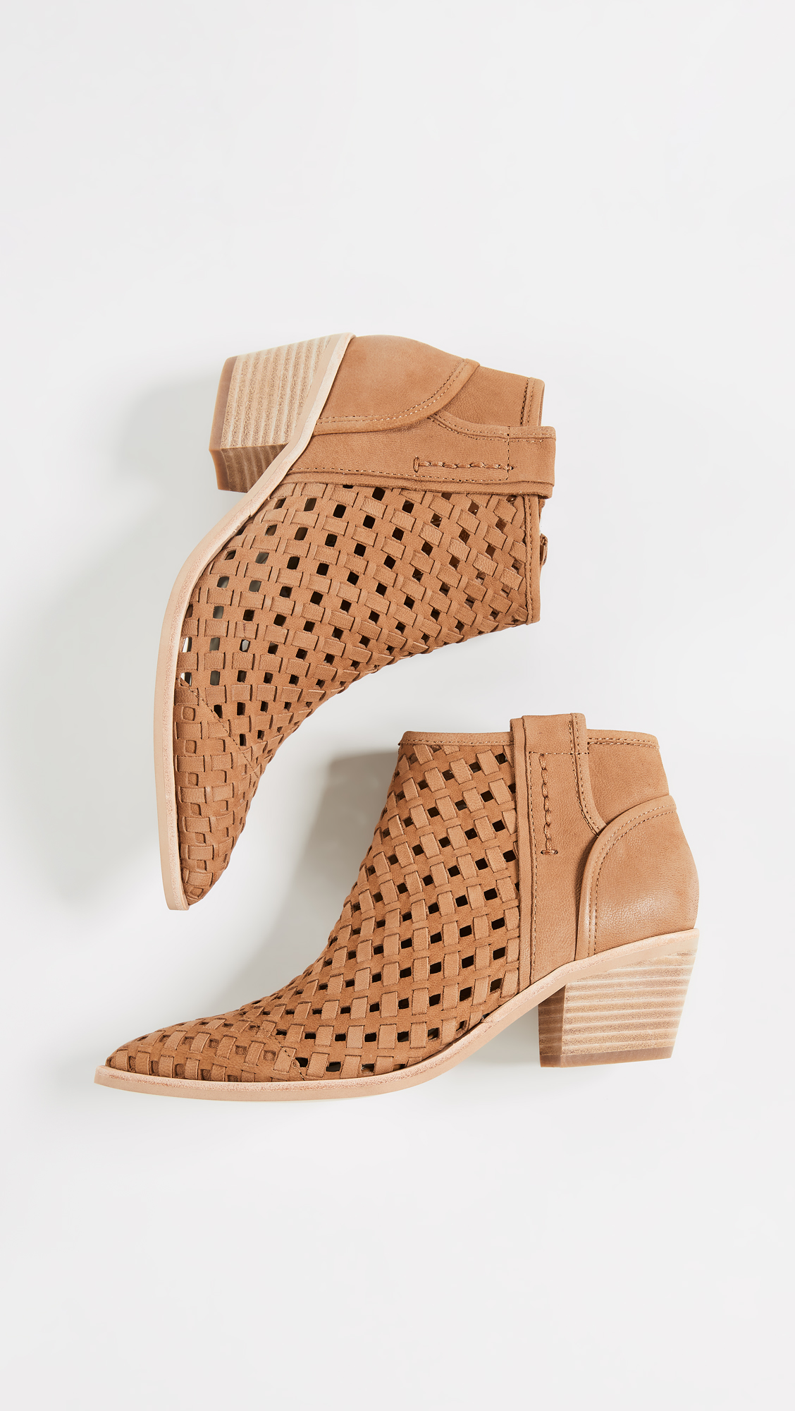 1870622401c Dolce Vita Spence Woven Booties