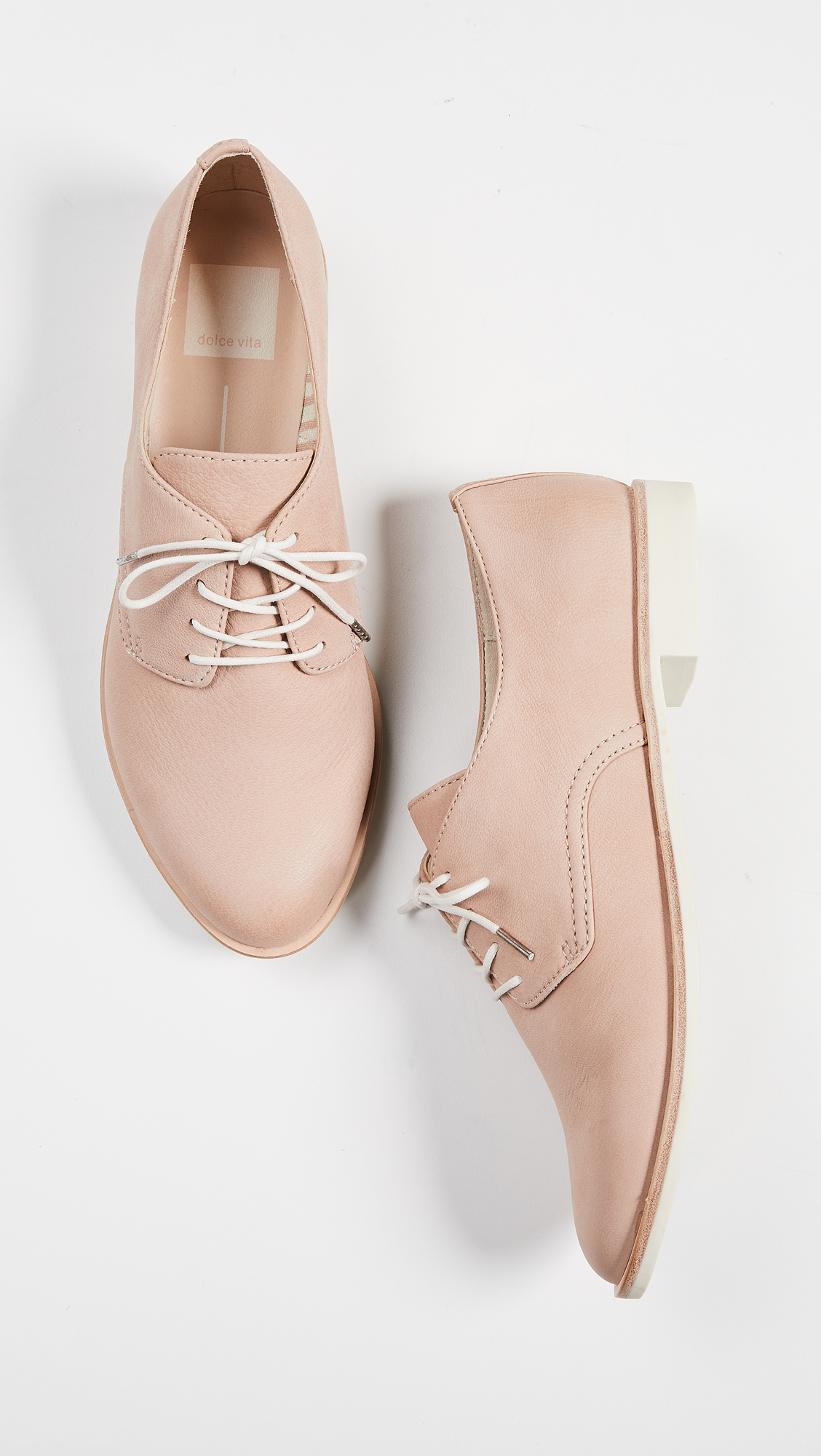 a75fddcb0155 Dolce Vita Kylie Lace Up Oxfords