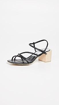 feb235b95b3 Dolce Vita. Zayla Block Heel Sandals