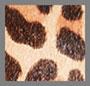 темный леопардовый принт
