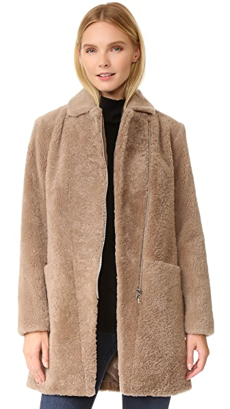 Doma Shearling Coat