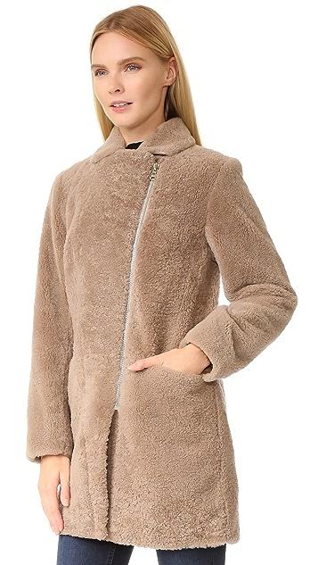 Doma Shearling Coat