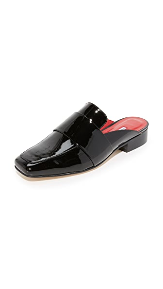 Dorateymur Filiskiye Slides - Black