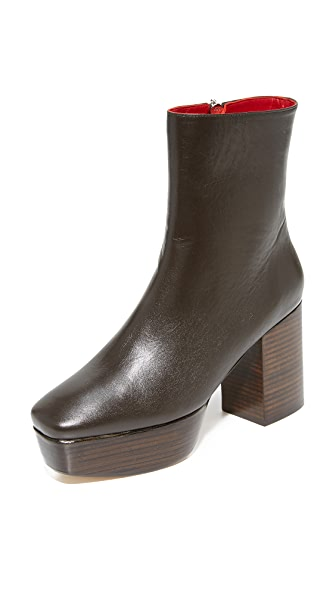 Dorateymur Firebird II Platform Booties