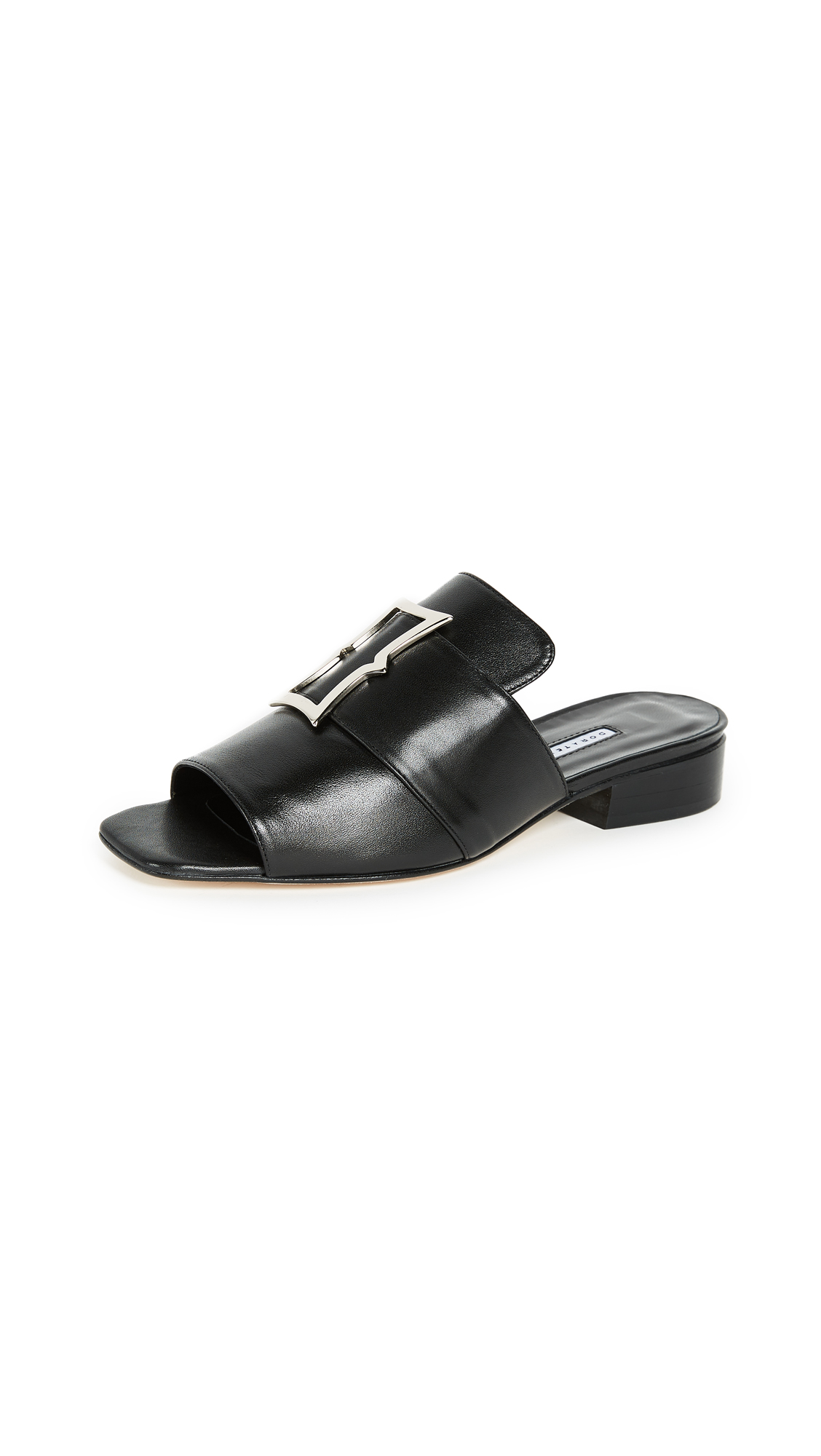 Dorateymur Harput II Slides - Black