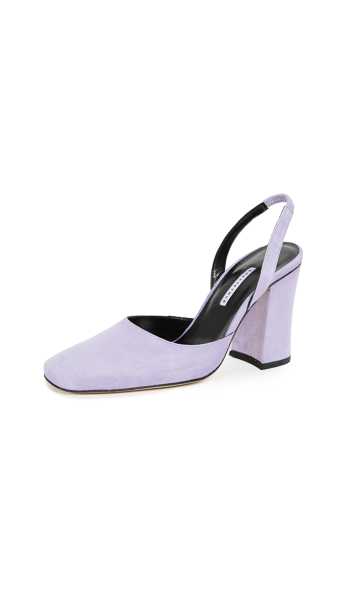 Dorateymur Resort Sling Pumps - Lilac