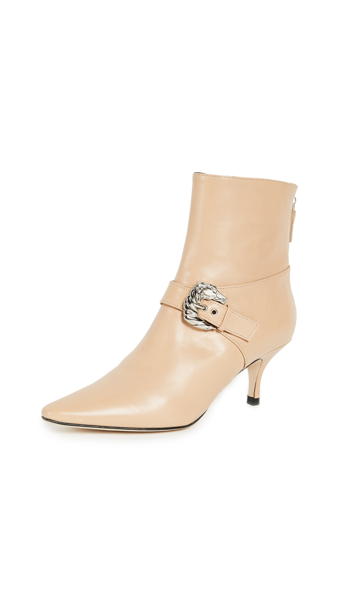 Dorateymur Saloon Booties - Beige
