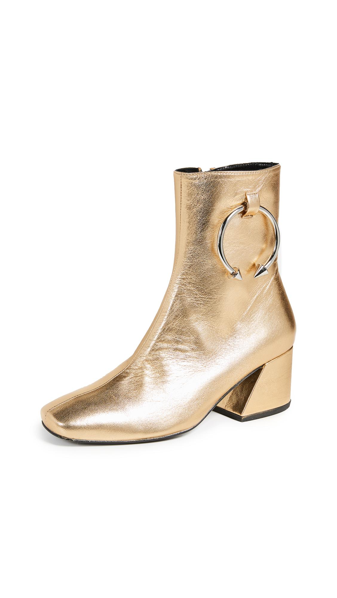 Dorateymur Nizip II Boots - Gold