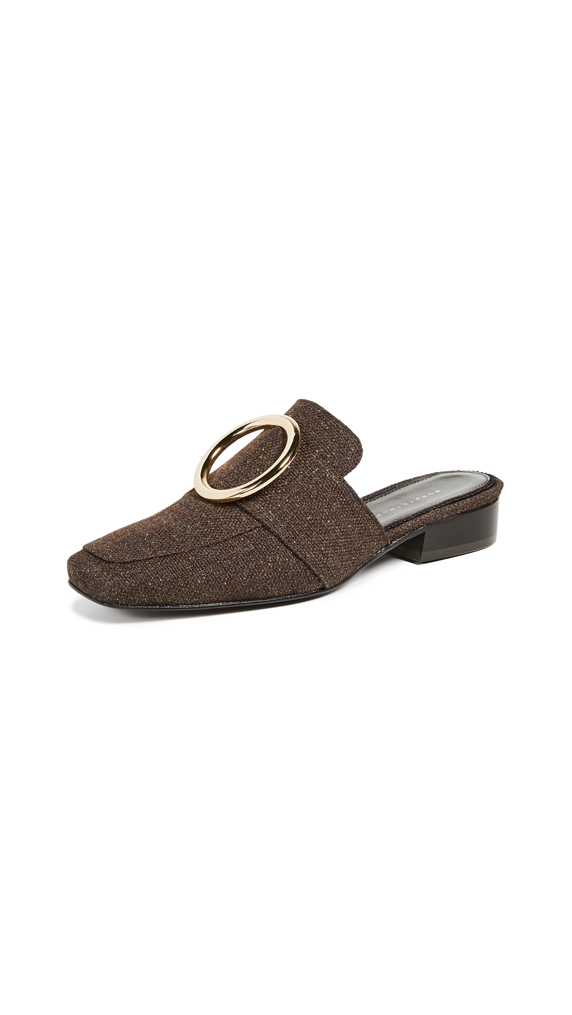 Dorateymur Petrol Mules - Brown
