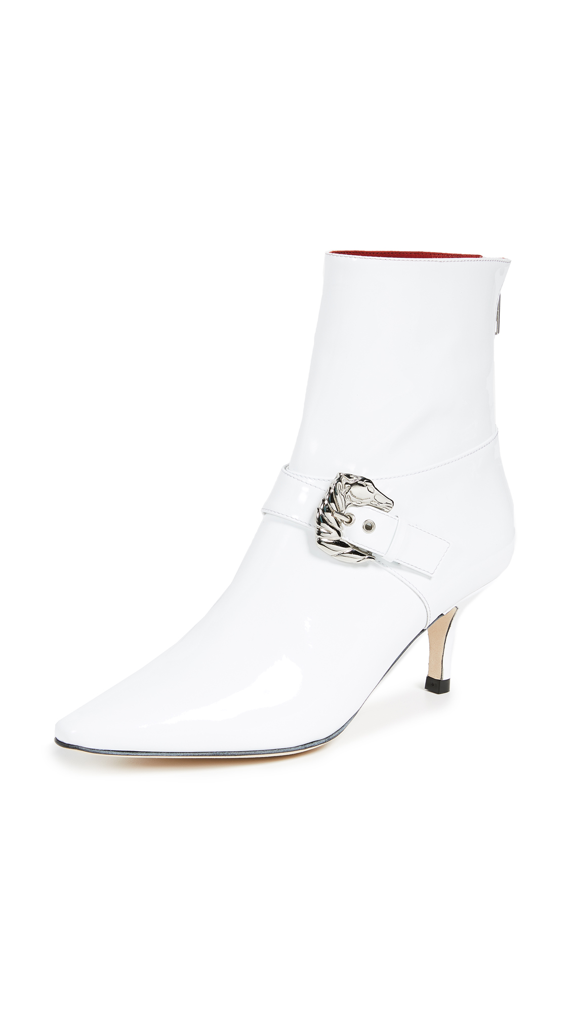 Dorateymur Saloon Boots - White