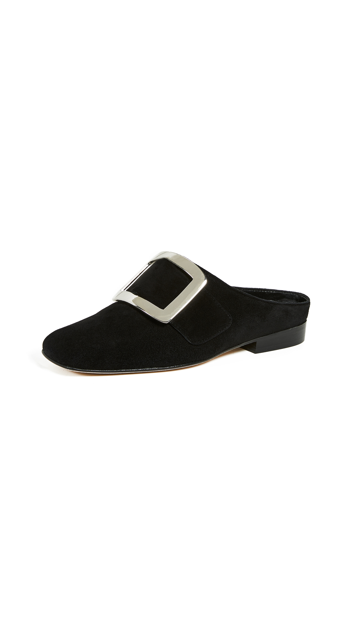 Dorateymur Han Mules - Black