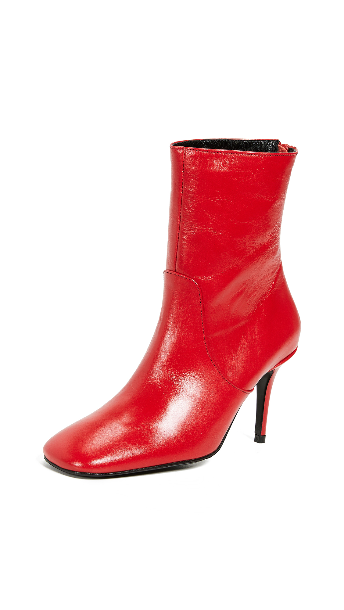 Dorateymur Town & Country Boots - Red