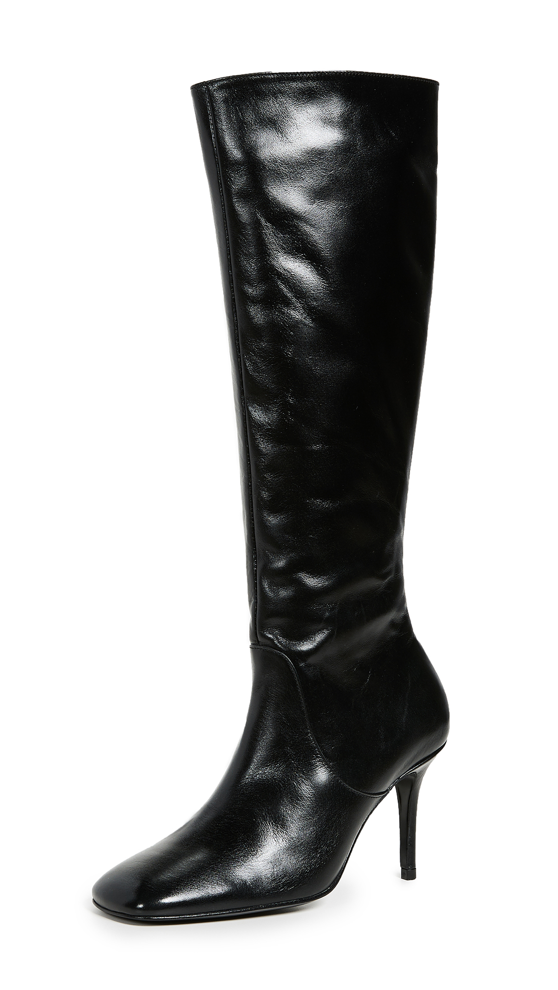 Dorateymur Town & Country Tall Boots - Black