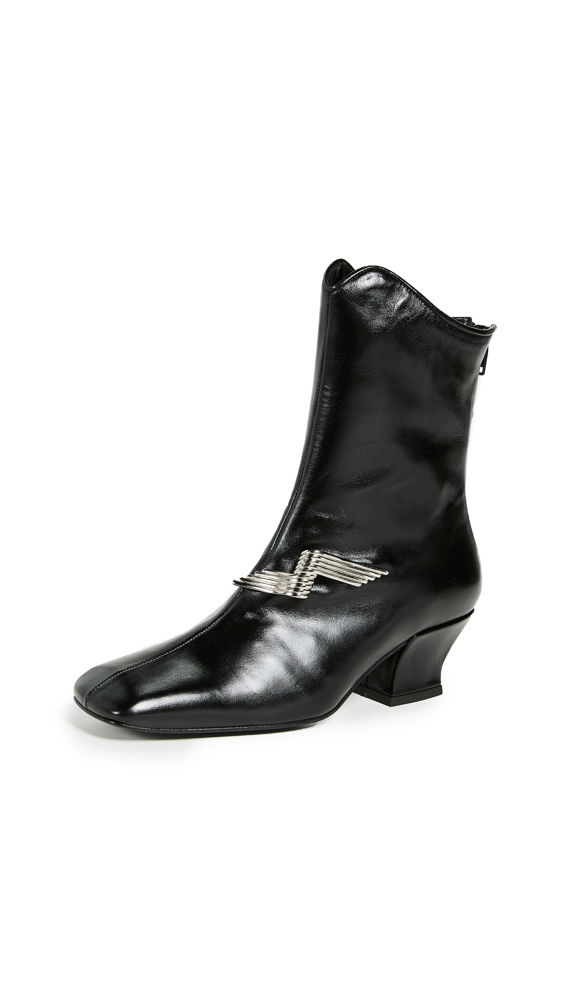 Dorateymur Han Boots - Black