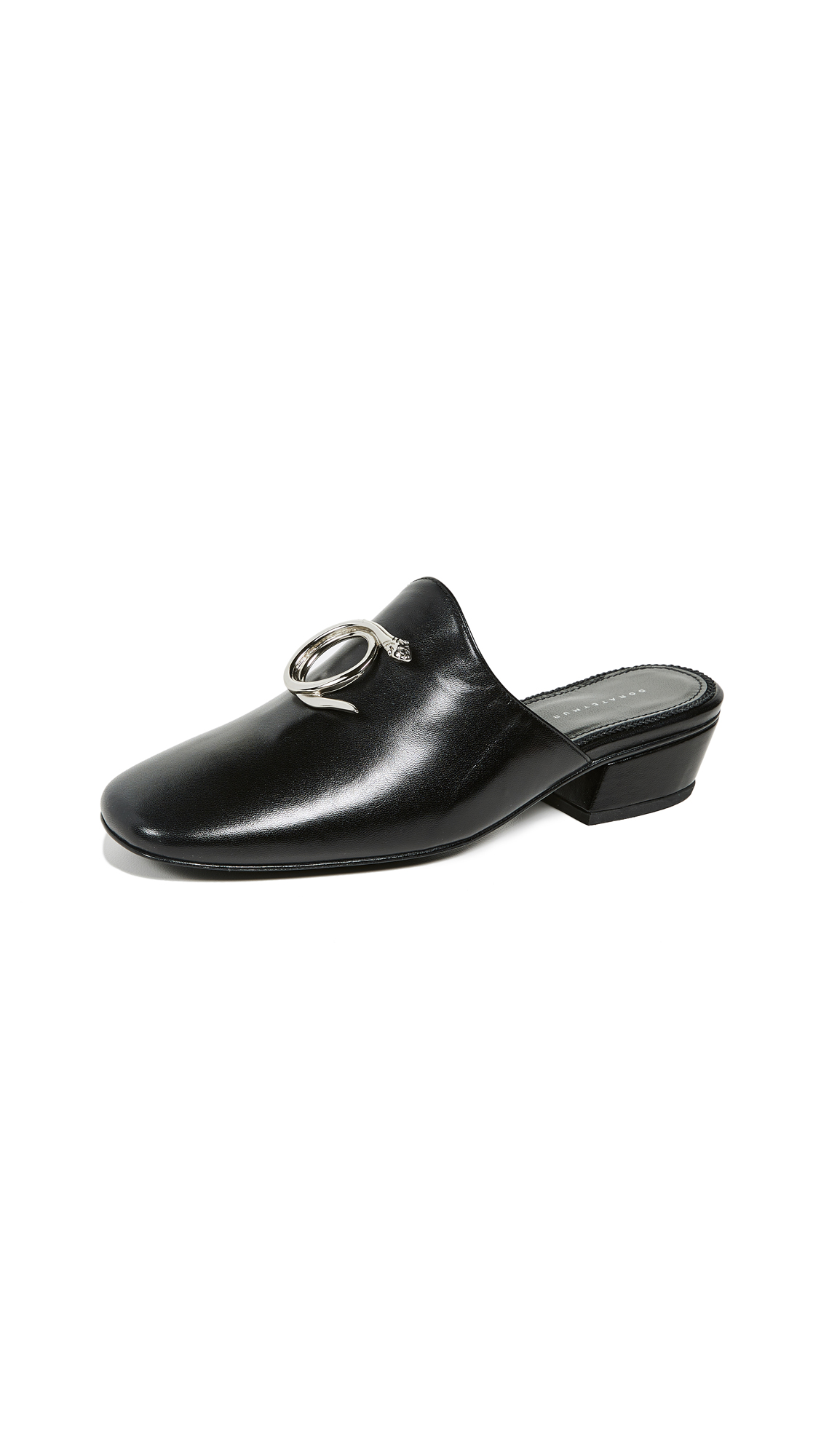 Dorateymur House Slippers - Black