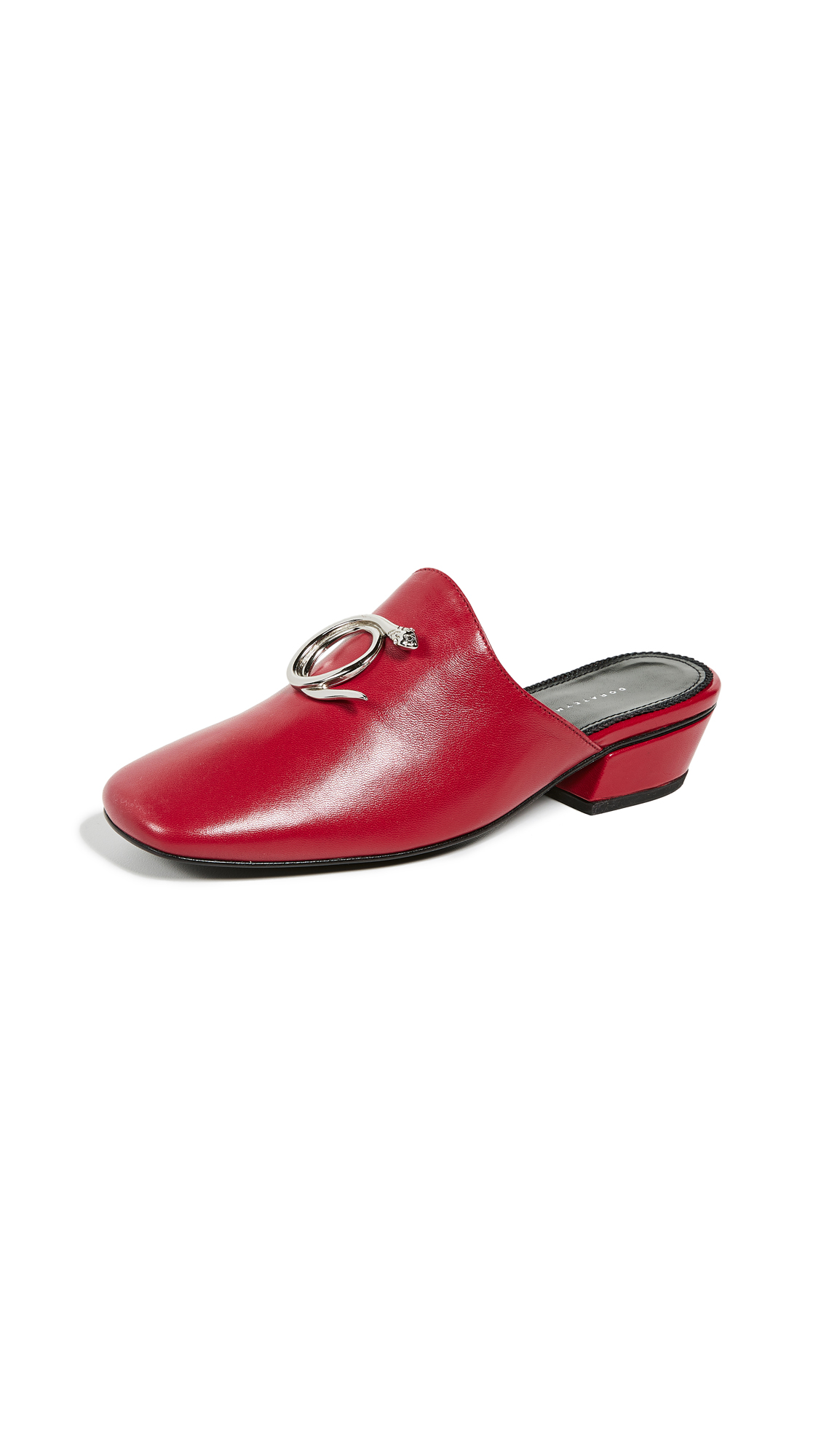 Dorateymur House Slippers - Red