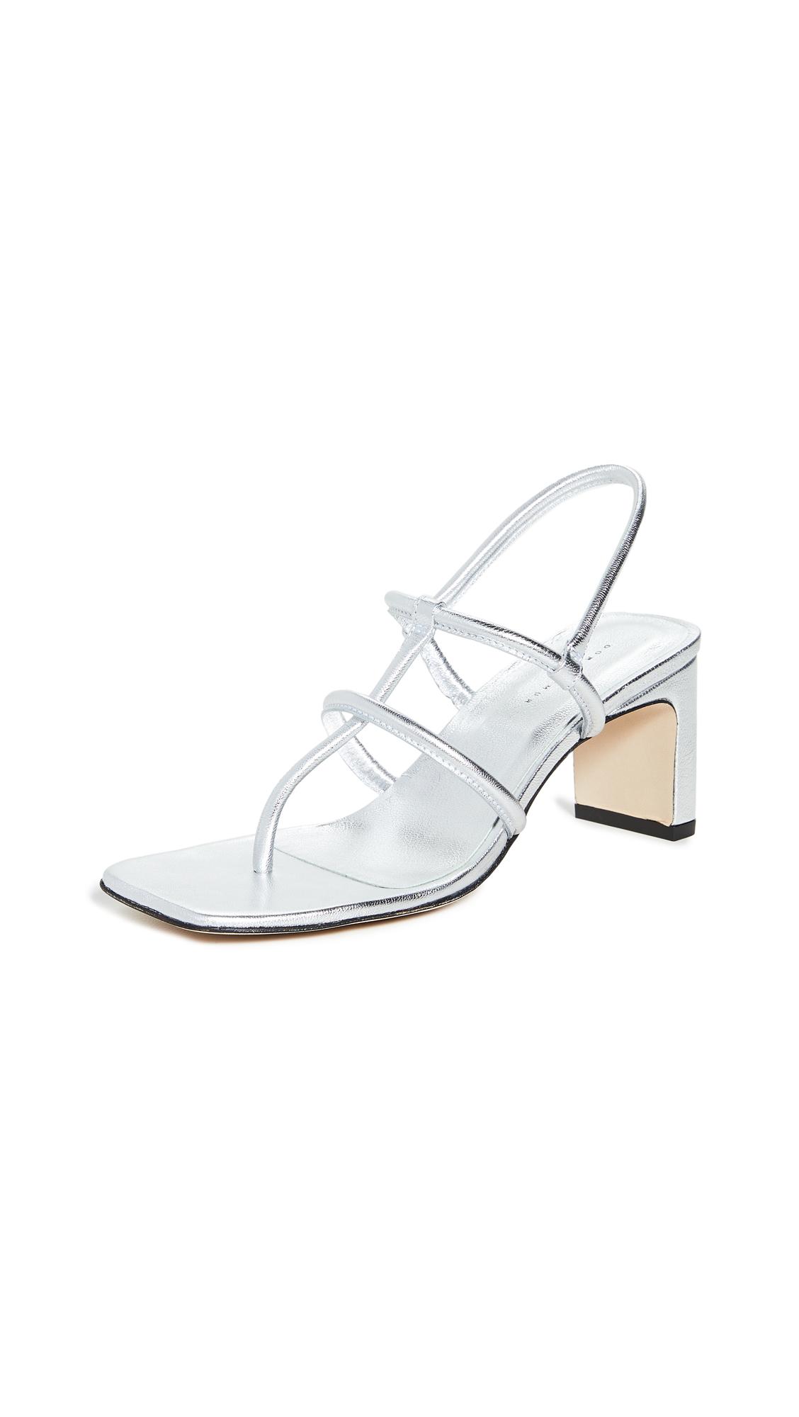 Buy Dorateymur Heeled Thong Sandals online, shop Dorateymur