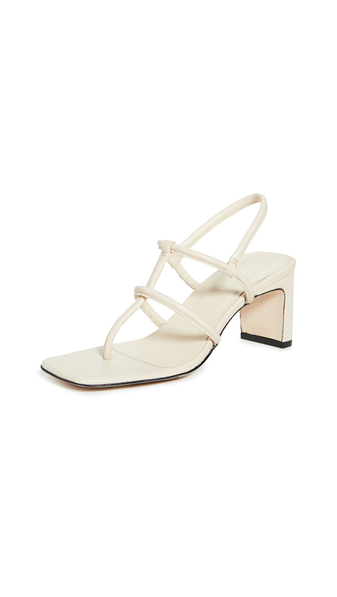 Dorateymur Heeled Thong Sandals - 30% Off Sale