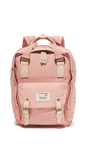 Doughnut Macaroon Backpack - Rose