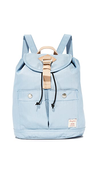 Doughnut Montana Mini Backpack - Light Blue