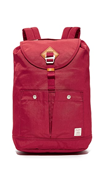 Doughnut Montana Backpack - Wine
