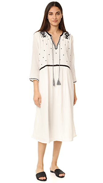 dRA Lakewood Dress - White