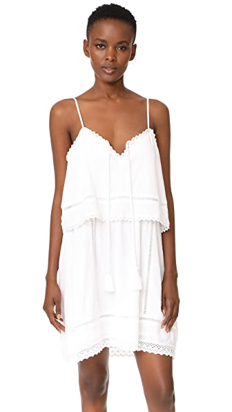 dRA Moana Dress - Textured White