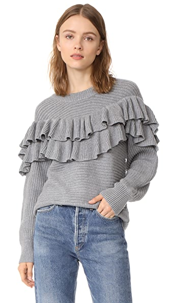 dRA Merriam Sweater - Graphite