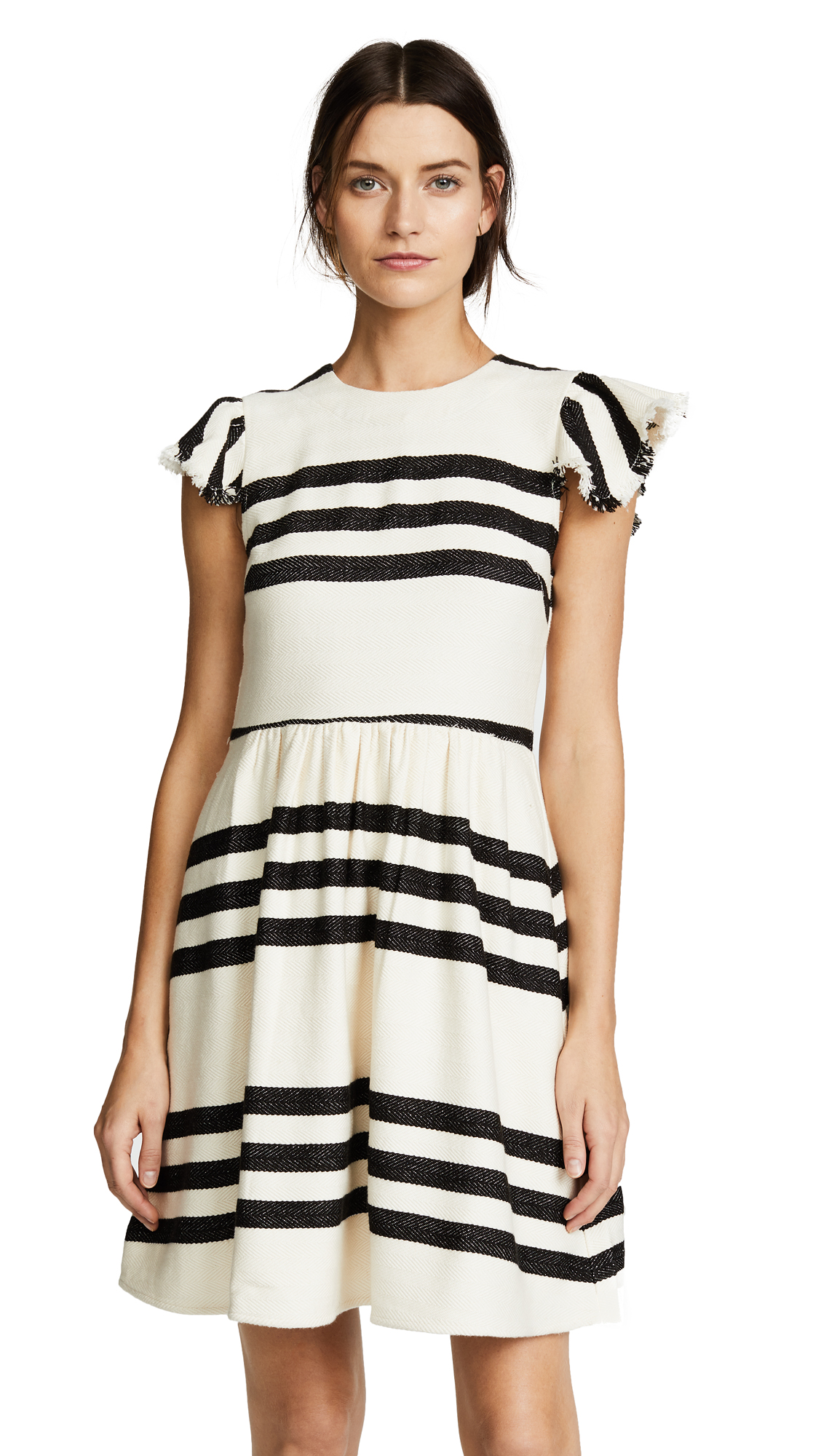 dRA Hague Dress In Copenhagen Stripe
