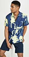 Double Rainbouu Windy Nice Short Sleeve Hawaiian Shirt