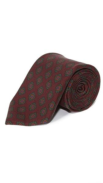 Drake's Squares Tie
