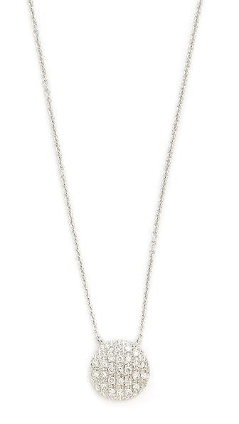 Dana Rebecca 14k White Gold Lauren Medium Joy Necklace