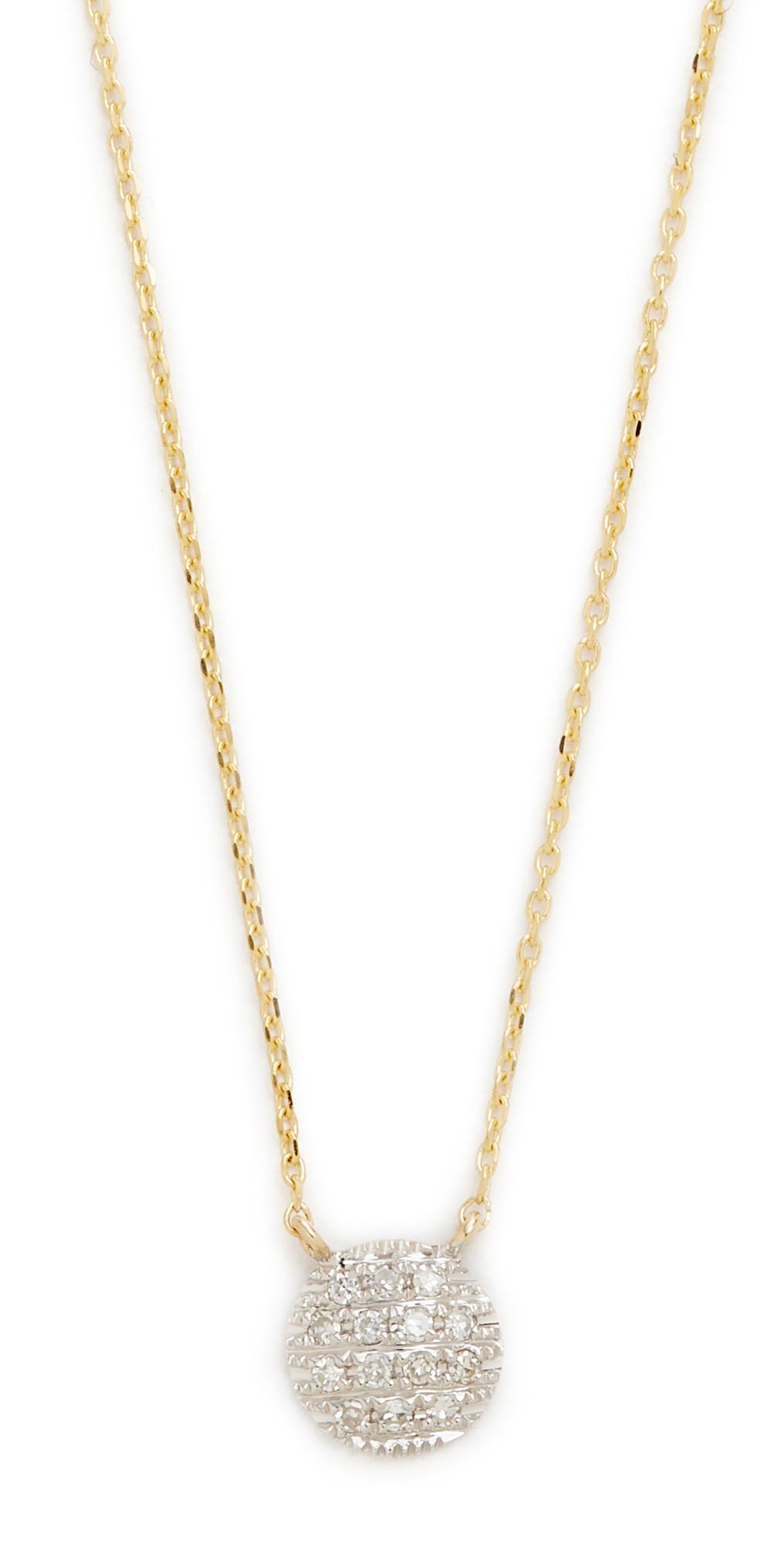 14k Gold Lauren Joy Mini Necklace Dana Rebecca