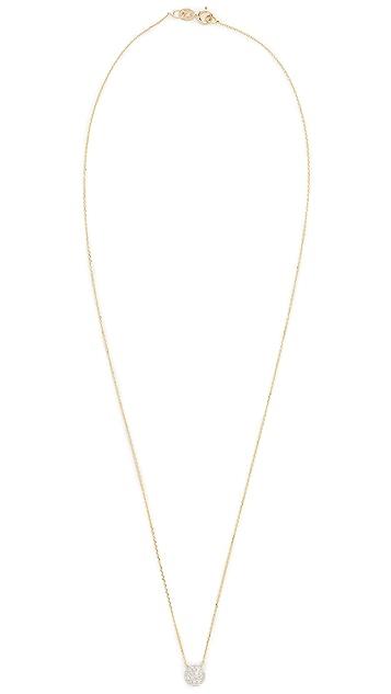 Dana Rebecca 14k Gold Lauren Joy Mini Necklace