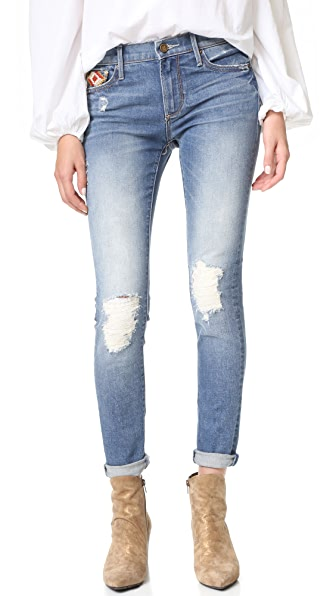 Driftwood Marilyn Skinny Jeans at Shopbop