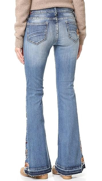 Driftwood Farrah Flare Jeans