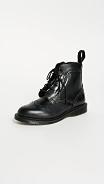 Womens flat boots for Dvf traktors